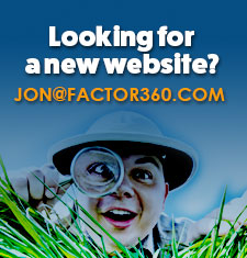 Websites by Jon at Factor 360