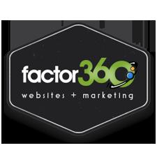 Websites by Jon at Factor 360